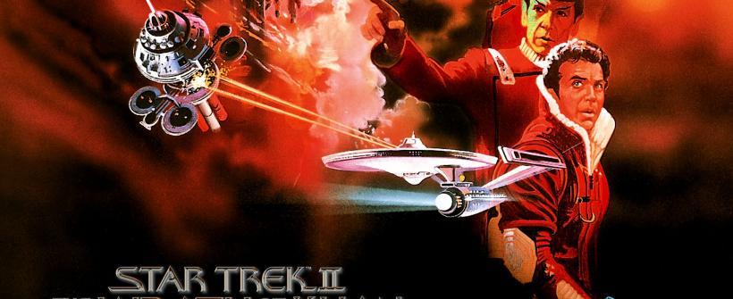 Funeral de Spock. Star Trek: The Wrath of Khan (1982)