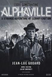 Alphaville, una extraña aventura de Lemmy Caution