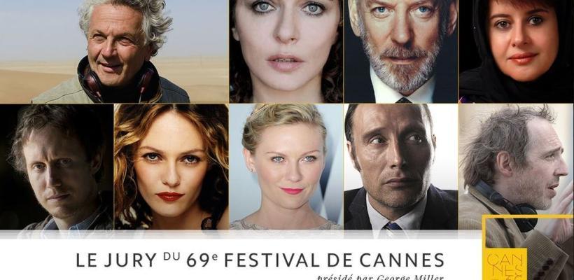 Jurado completo del Festival de Cannes 2016