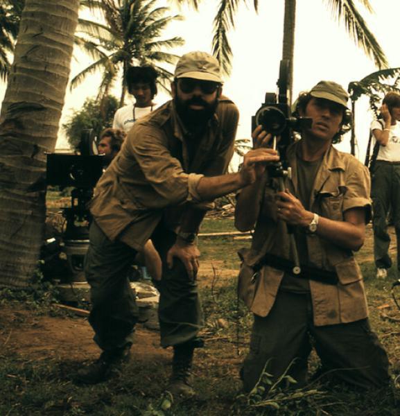 Coppola filmando Apocalypse Now