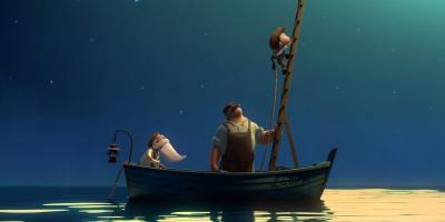 ¡Todos los cortometrajes de Pixar!