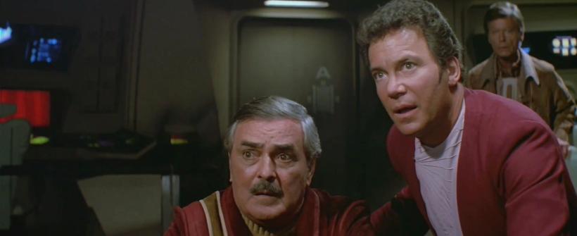 Viaje A Las Estrellas III: La Busqueda A De Spock - Trailer