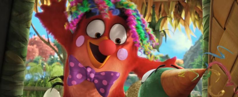 Angry Birds - La Película Trailer #3