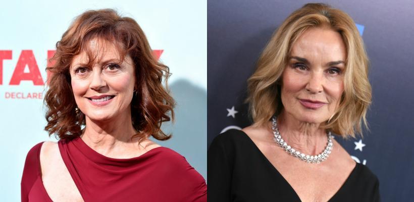 Susan Sarandon y Jessica Lange protagonizarán serie de Ryan Murphy