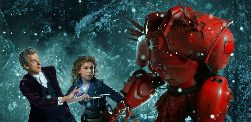 Llega Doctor Who a la pantalla grande