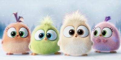 Los polluelos de Angry Birds felicitan a las madres